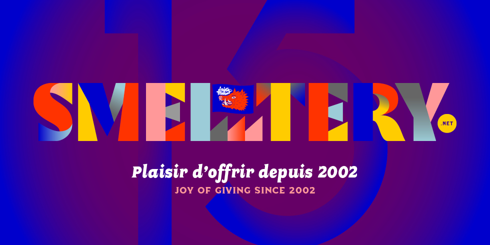 joy of giving / plaisir d'offrir